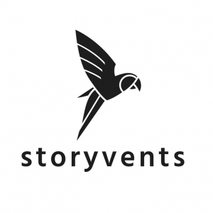 Storyvents Logo Quadrat