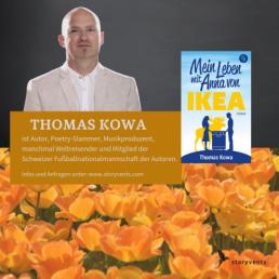 Thomas Kowa Anna von Ikea Vortrag Lesung