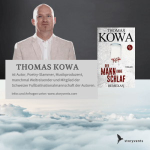 Lesung Remexan - Der Mann ohne Schlaf