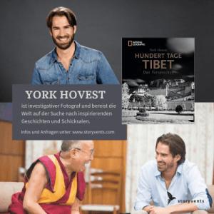 Hundert Tage Tibet: Das Versprechen an den Dalai Lama