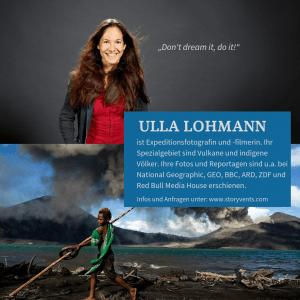 Redner Ulla Lohmann Abenteuer Südsee Keynote Vortrag