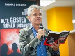 Thomas Brezina liest aus der Knickerbockerbande