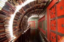 ideale Buchhandlung für Instagram Fotos