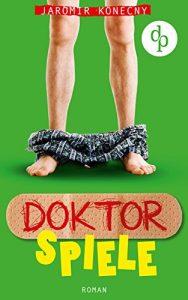 Cover Doktorspiele Jaromir Konecny