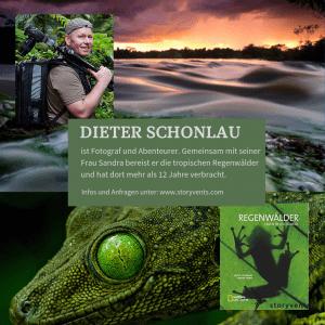 Dieter Schonlau Redner Keynote Multivision Regenwald
