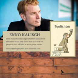 Enno Kalisch Vortrag Lesung Teelichter