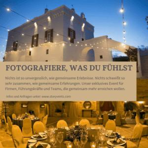 """""""Fotografiere was du fühlst"""""""