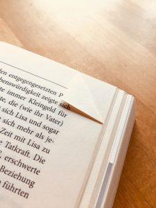 Buchliebhaber Lesezeichen Eselsohr Storyvents Bookish