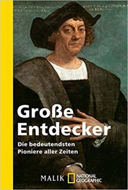 Alexandra Schlüter Große Entdecker National Geographic