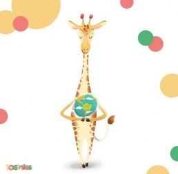 Die Yoginies Storyvents eine gute Welt für Kinder