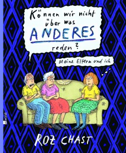 Literary Marie - Roz Chast Rezension