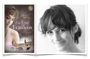 Online Lesung Joan Weng Das Feine Fräulein