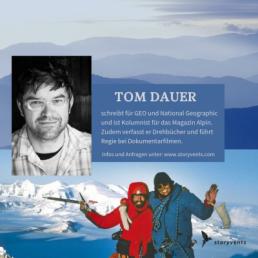 Lesung Reinhard Karl: Ein Leben ohne Wenn und Aber Tom Dauer