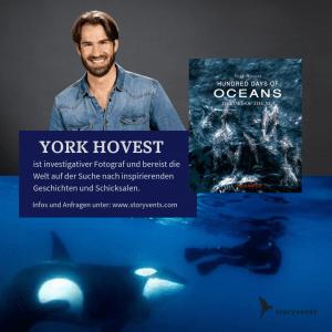 Redner York Hovest Vortrag Keynote Helden der Meere