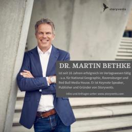 Digitalisierung Buchmarkt Experte Redner Bethke