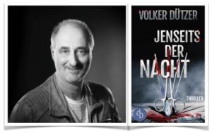 Autor Volker Dützer Lesung