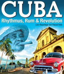 Cuba Vortrag Redner Pascal Violo