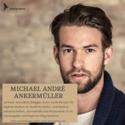 Arbeiten und Reisen Michael André Ankermüller Blog Bohème Blogger