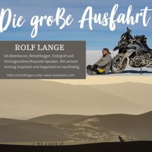 Rolf Lange Redner Ausfahrt Abenteuer