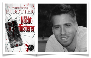 Autor Christoph Rotter Lesung Buchmarketing
