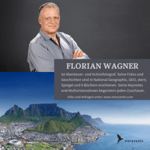 Keynote Speaker Motivation & Inspiration Florian Wagner