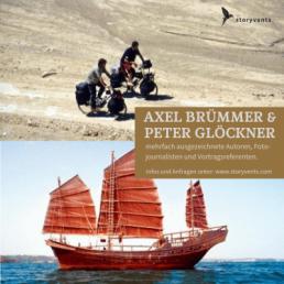 Axel Brümmer Peter Glöckner Redner Auf Marco Polos Spuren