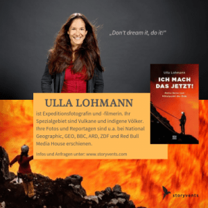 Keynote Speaker Motivation & Inspiration Ulla Lohmann