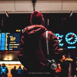 Günstig reisen und arbeiten
