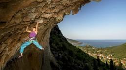 Angela Angy Eiter Alles Klettern ist Problemlösen